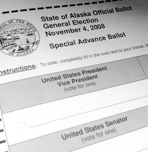 Thousands of Ballots Discovered in Alaska