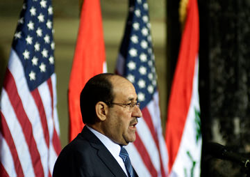 Iraq PM al-Maliki Rejects Government of National Unity as Sunnis Demand He Step Down