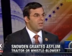 GOP Rep. Tells Fox News: Edward Snowden Is a 'Whistle-Blower'