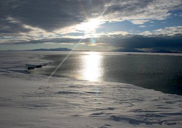 Unlimited Emissions Would Result in Ice-Free Antarctica