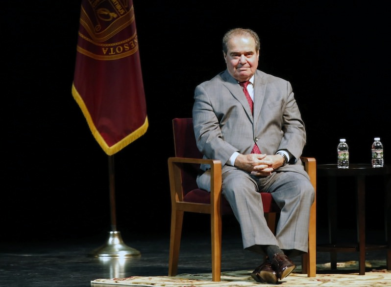 Could a Post-Scalia Court Restore Campaign Finance Sanity and Pull Back From Plutocracy?