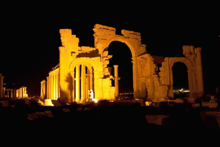 Islamic State's Dangerous Effort to Wipe Out Humanity's Past