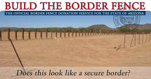 Arizona Taking Donations to Pay for Border Fencing