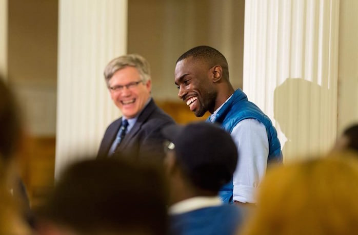 Truthdigger of the Week: Baltimore Mayoral Candidate DeRay Mckesson