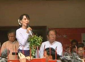 Suu Kyi's Party Claims Victory in Burma