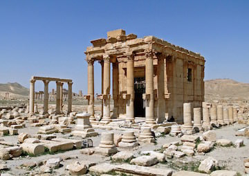 Islamic State Destroys Ancient Temple in Syria