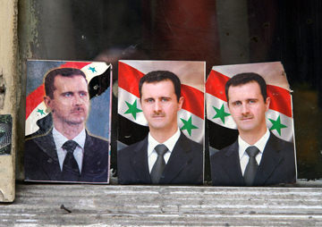 How the Fate of Syria's Bashar Assad Divides the GOP Field (Video)