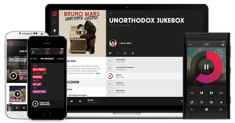 How Beats Music Drove Me Back to Spotify