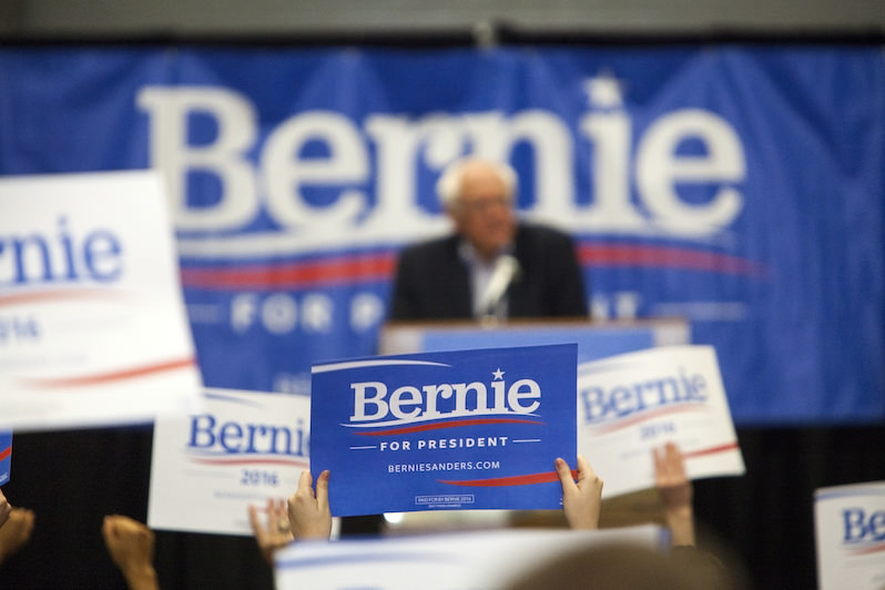 Tuesday's Debate: Can Bernie Sanders Show the Country He's Presidential Material?