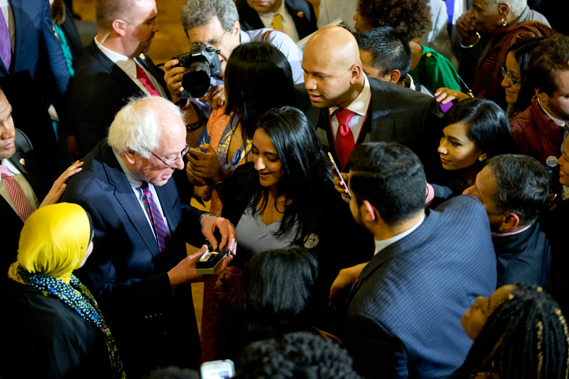 Prodded by Millennials, Bernie Sanders Reboots the Conversation on Israel and Palestine