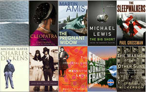2010: The Year's Best Books