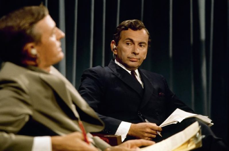In 'Best of Enemies,' Politics Becomes the Spectator Sport We're Still Watching