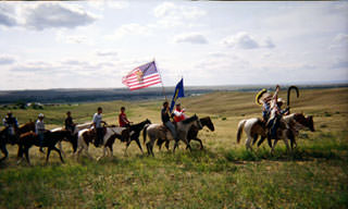 The Battle of the Little Bighorn and Our War Against the Wild