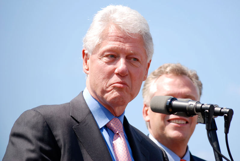 How Bill Clinton Waged a War on Welfare Mothers Instead of a War on Poverty