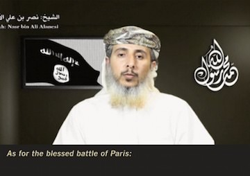 Yemen's Al-Qaida Outpost Releases Video Claiming Responsibility for Charlie Hebdo Attack
