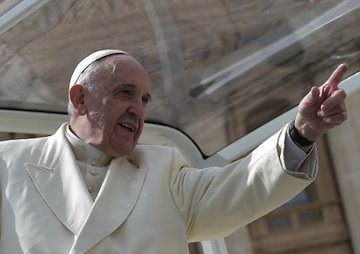 Pope Francis Accepts Resignation of Germany's 'Bling Bishop'