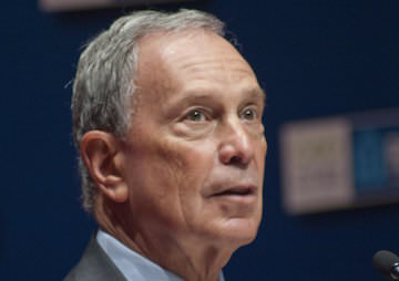 Michael Bloomberg Keeps White House Run at Arm's Length as He Eyes Donald Trump With Dismay