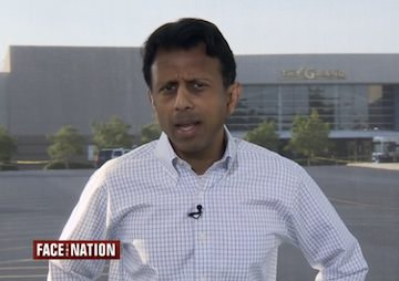 VIDEO: Louisiana Gov. Bobby Jindal Talks Tough About Gun Control ... in Other States