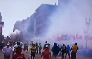 Deaths, Injuries Reported After Explosions at Boston Marathon (Video)