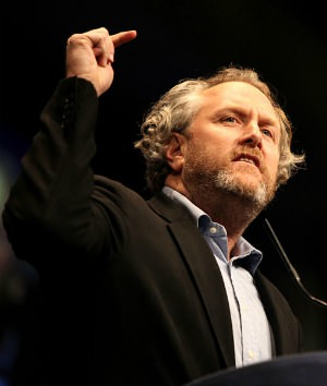 Right-Wing Media Critic Andrew Breitbart Dies