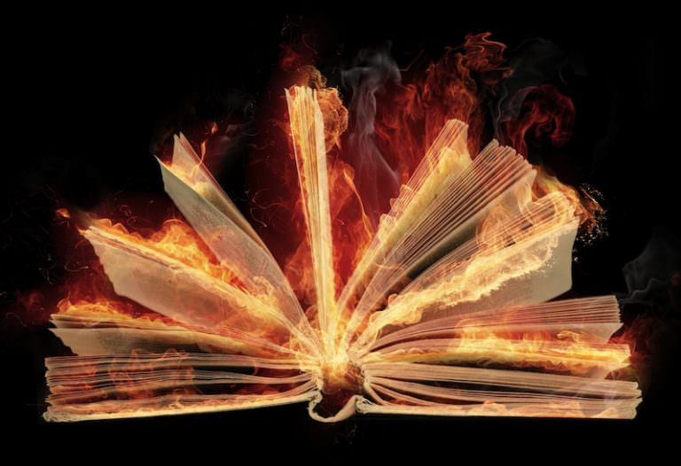 Burning Ideas: Celebrating Banned Books Week