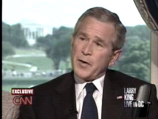 Bush Rewrites History on Lay