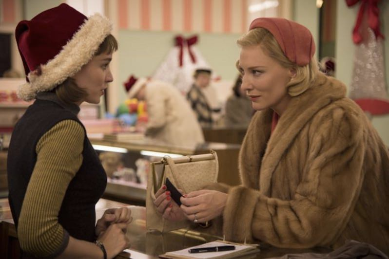 'Carol' Film Review: The Art Nearly Upstages the Artistry