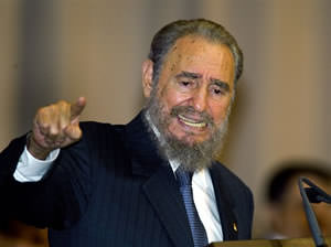 Castro:  Bush Could Start WWIII