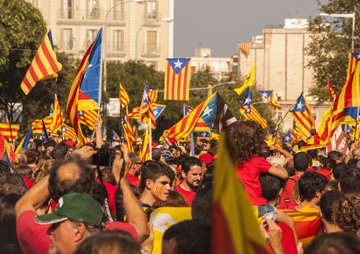 Is an Official Independence Referendum for Catalonia 'Inevitable'?