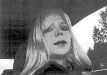 The U.S. Military's Denying Chelsea Manning Treatment for Gender Dysphoria, So She's Suing