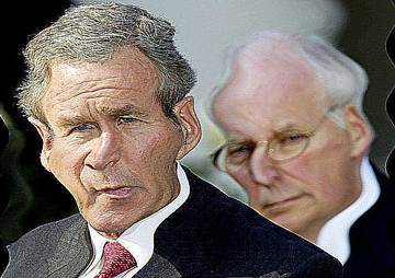 How Bush-Cheneyism Made Mideast in Its Image: Wars, the War on Terror, With Us or Against Us