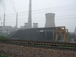 China Gets the (Sooty) Gold in Power Emissions