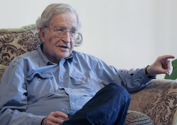 Noam Chomsky on Jeremy Corbyn, Bernie Sanders, Syriza and the Power of Activism