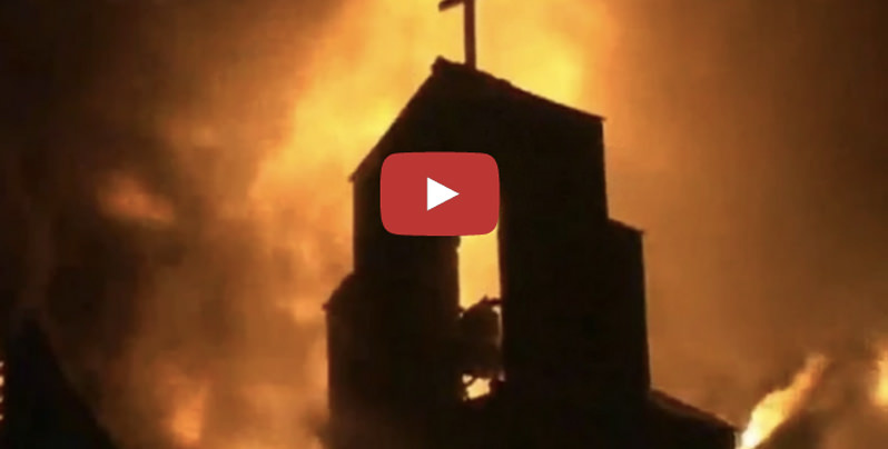 If Islamic State Had Burned Down Four Churches, It Would Have Been Headline News
