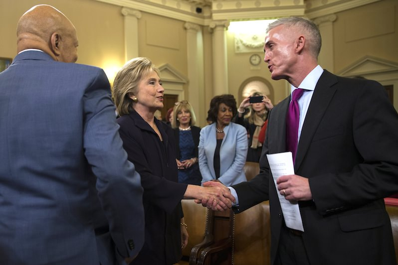Benghazi Hearing Was a Self-Defeating Travesty