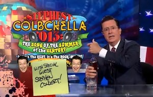 MTV Learns Hard Way Not to Mess With Stephen Colbert