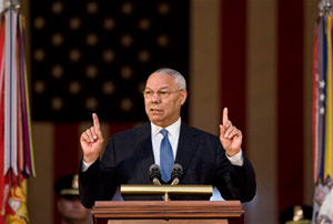What Will History Make of Colin Powell?