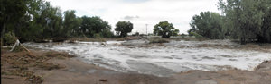 Floods Damage Colorado Oil and Gas Drilling Sites; Leaks Feared