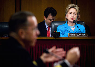Which 'Senior Official' Smeared Hillary Clinton?