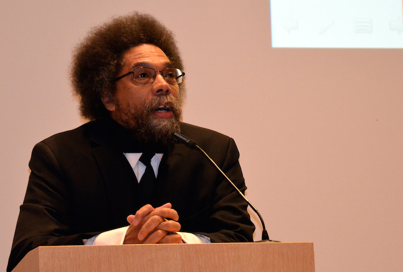 Cornel West Blasts Ta-Nehisi Coates for Perceived Obama Worship