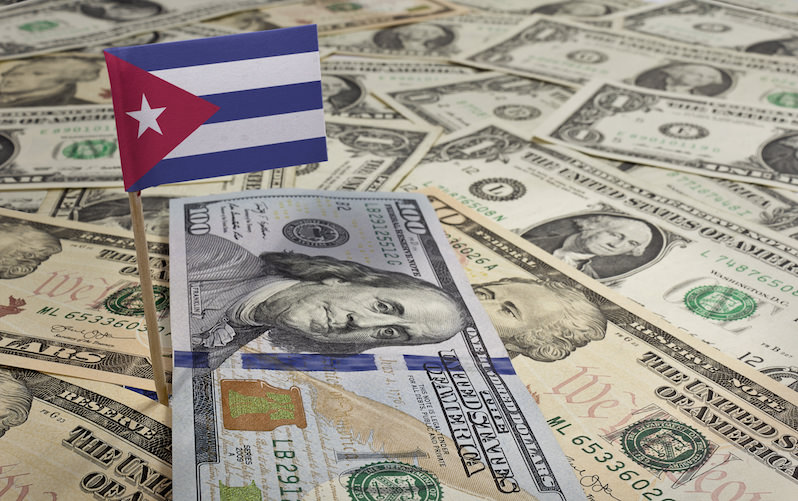 Obama: Put Your Money Where Your Mouth Is on Cuba