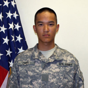 Eight U.S. Soldiers Charged in Comrade's Death