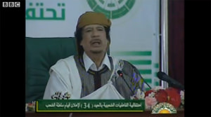 Libyan Rebels Hold Off Pro-Gadhafi Forces