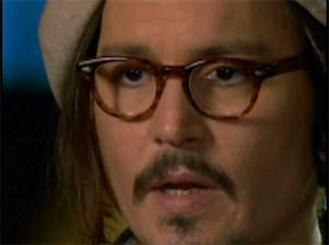 Johnny Depp Pipes Up for West Memphis Three