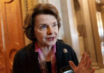 Dianne Feinstein Asks DOJ to Investigate Leak of Torture Report Summary to McClatchy News Service