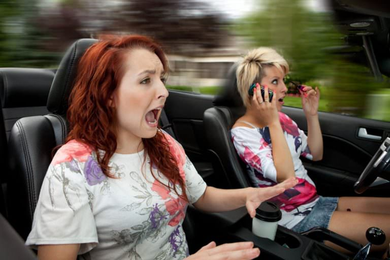 Distracted Driving: Technology Isn't the Problem