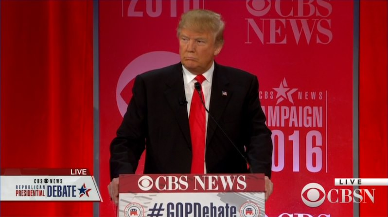 Donald Trump Does Away With the GOP's 9/11 Fantasy