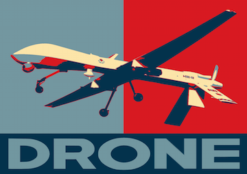 The 'Drone President': Rhetoric Versus the Atrocious Facts
