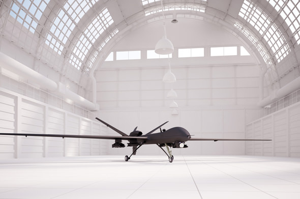How Drones Expand the War on Terror