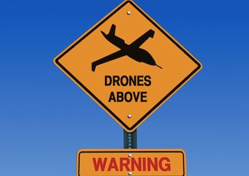 Here Come the (Commercial) Drones, America